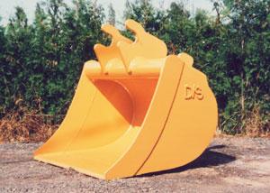 D/S Manufacturing: Excavator Buckets